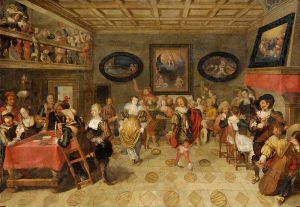 800px-Flemish_Wedding_17th_century